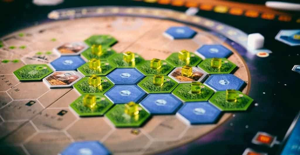Not only is it one of the best solo board games around, it can be equally enjoyed with any number of players up to four.