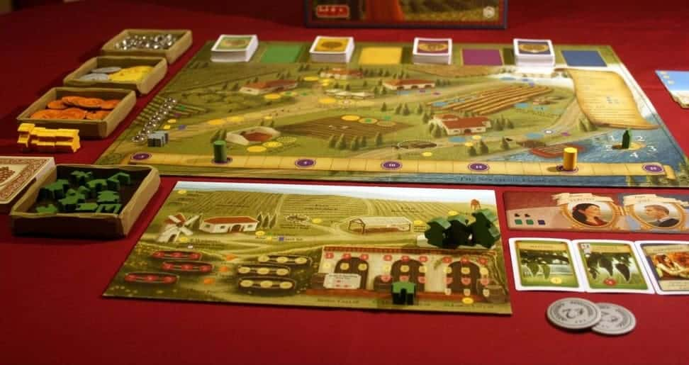 For any Euro board games fans, Viticulture is set to deliver an amazing solo experience, but make sure to buy an Essential Edition as the base game does not support solo mode.