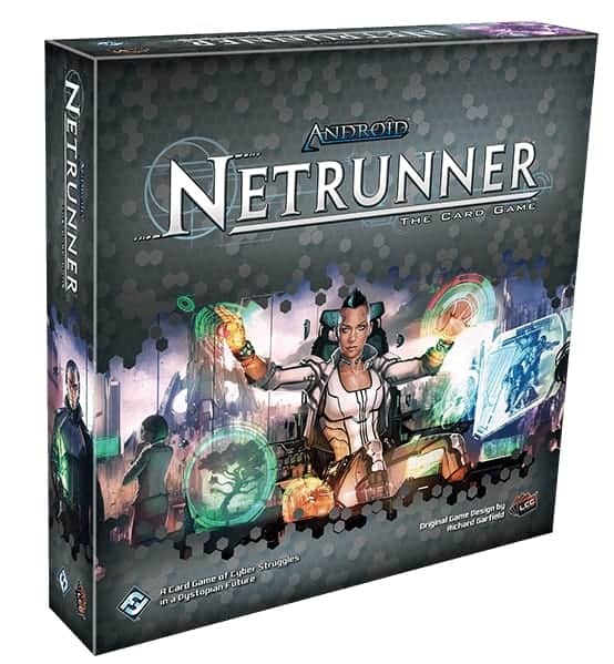 Although Android: Netrunner has been around for a couple of years, it still holds the crown for being one of the best 2 player board games 2018 has to offer.