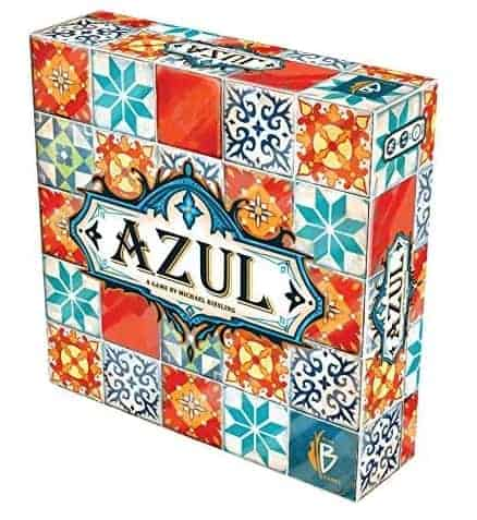 Azul is the latest entry into our list of the best board games for 2 players