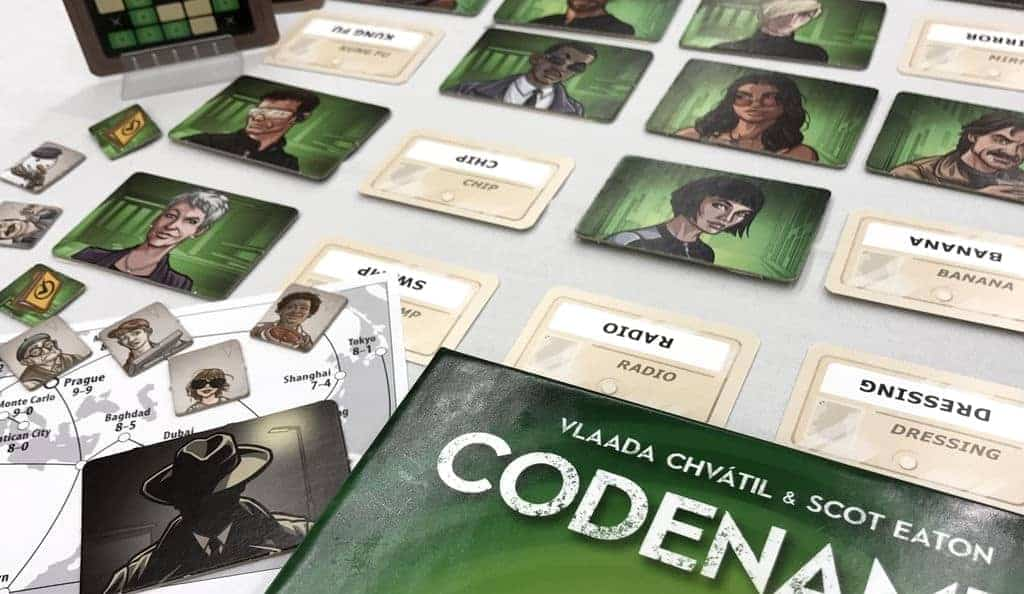 Codenames Duet is a modern classic that joins the ranks of the best 2 player board games out there.